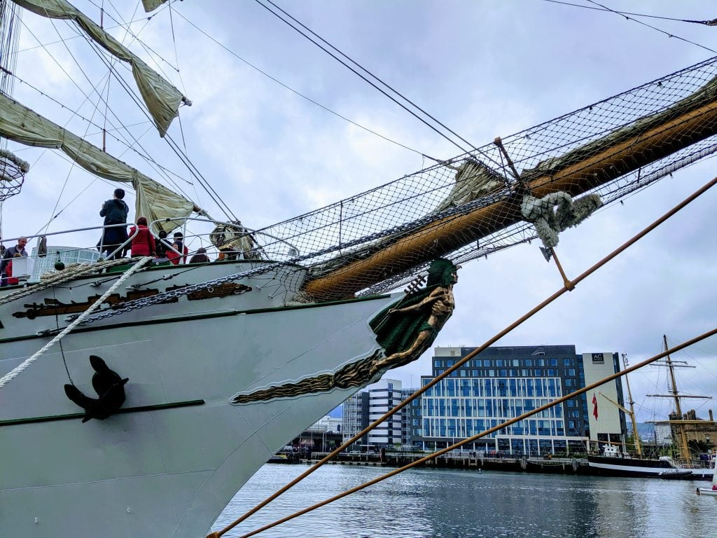 The Maritime Festival in Belfast
