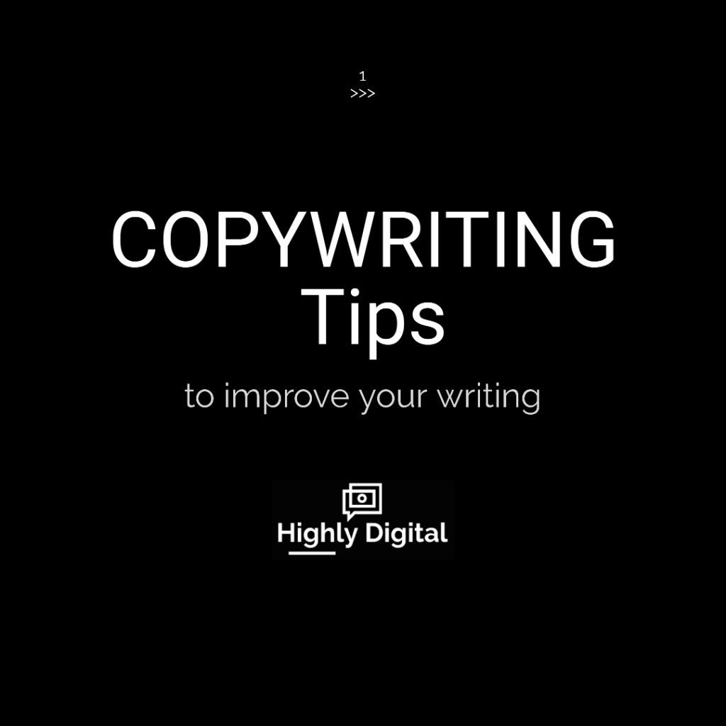 Copywriting Tips